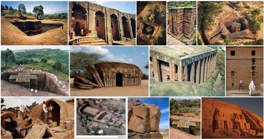 Africa Archaic bedrock