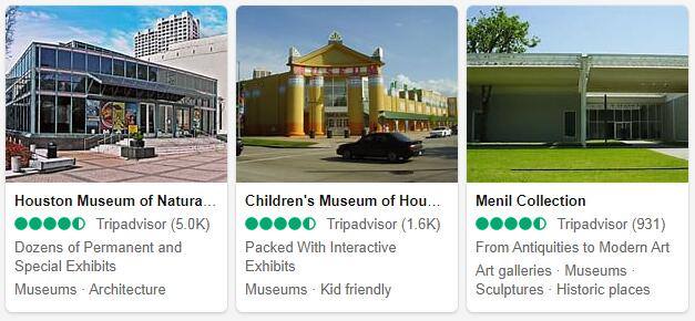 Houston Attractions