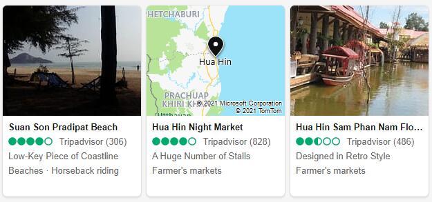 Hua Hin Attractions 2