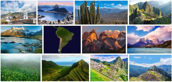 South America 30