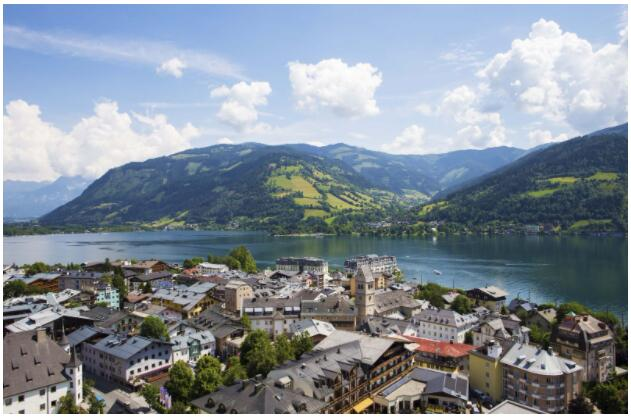 THE BEST OF ZELL AM SEE CAPRON