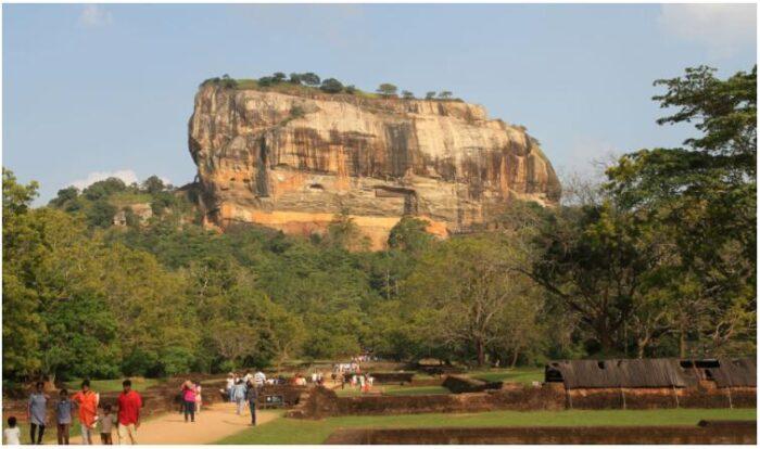 The beautiful Sri Lanka