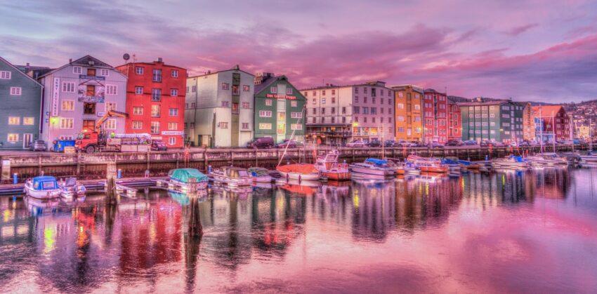 Travel to Trondheim