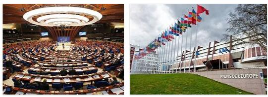 Council of Europe Budget