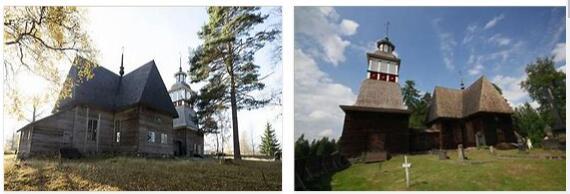 Petäjävesi Church (World Heritage)