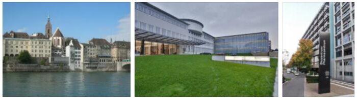 Universities in Basel, Switzerland