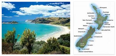 Information about New Zealand