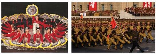 North Korea Culture